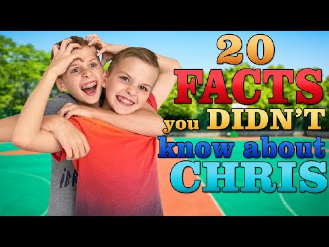 20 Things You Didn't Know About Chris