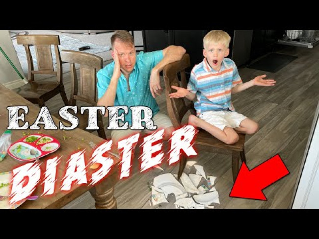 24 Hours with 6 Kids on Easter || Family Fun Pack Easter Special 2021