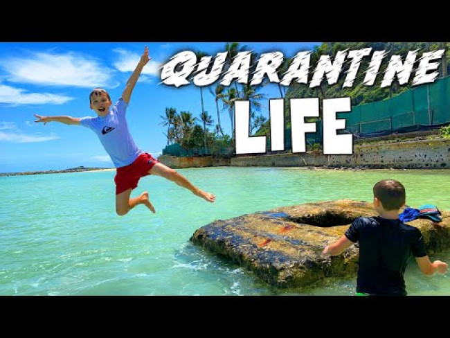 A Week in Our Quarantine Life || Mommy Monday