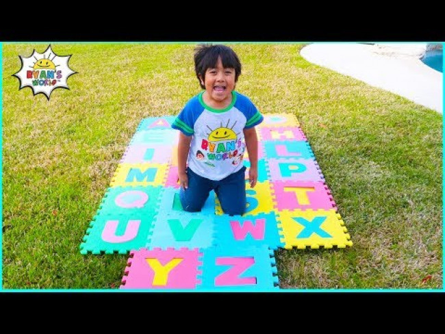 ABC Song Learn English | Alphabet Kids Nursery Rhymes for Children