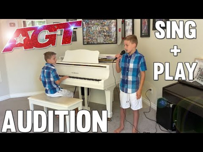AGT Music Video Performance - Family Fun Pack Twins