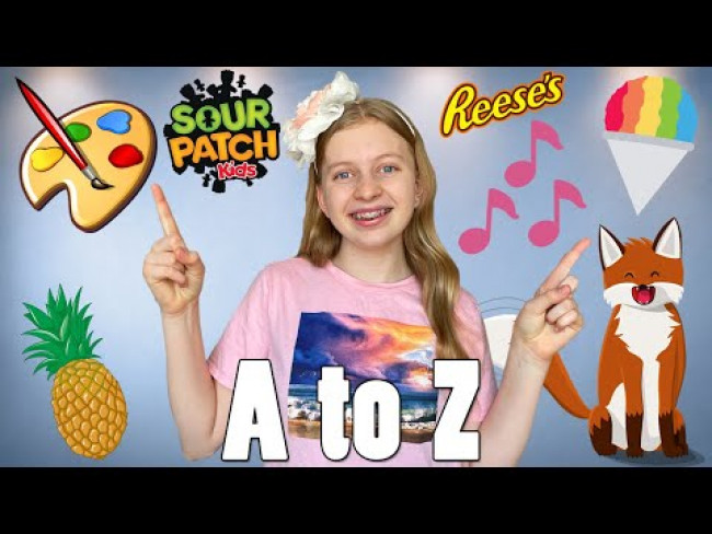 Always Alyssa A to Z - ALL ABOUT ME UPDATE!