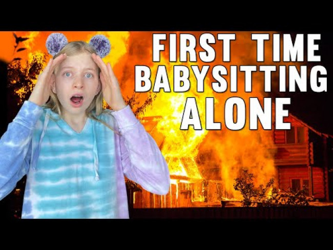 Alyssa Babysits 5 Brothers Alone for the First Time!