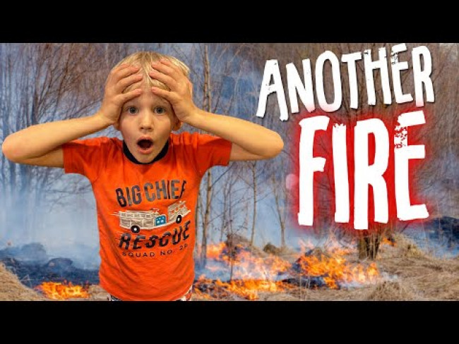Another VERY CLOSE Wild Fire! || Mommy Monday