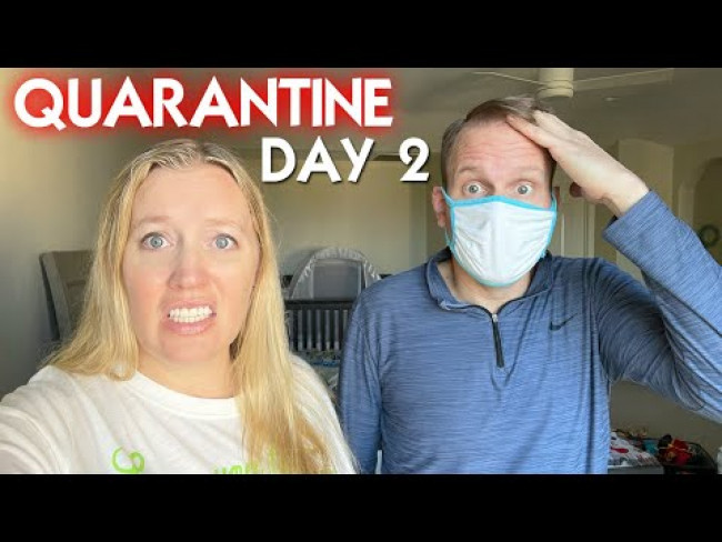 Back on Quarantine... || Mommy Monday