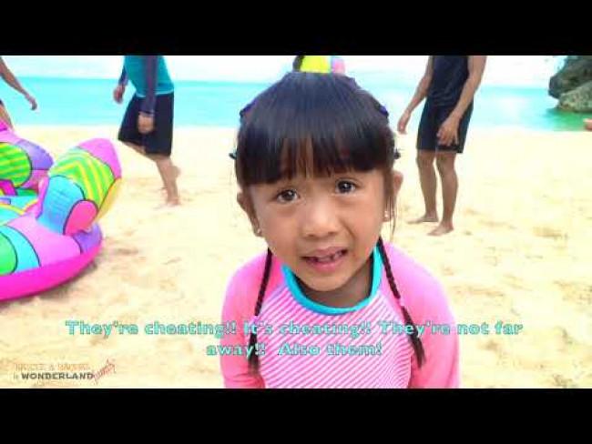 Beach Challenge 5