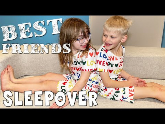 Best Ever BFF Sleepover - Matching!!