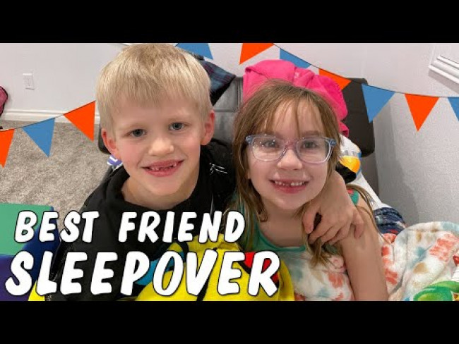 Best Ever BFF Sleepover!!