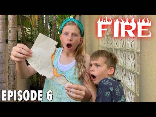 Burnt! The Cursed Babysitter Skit Ep. 6