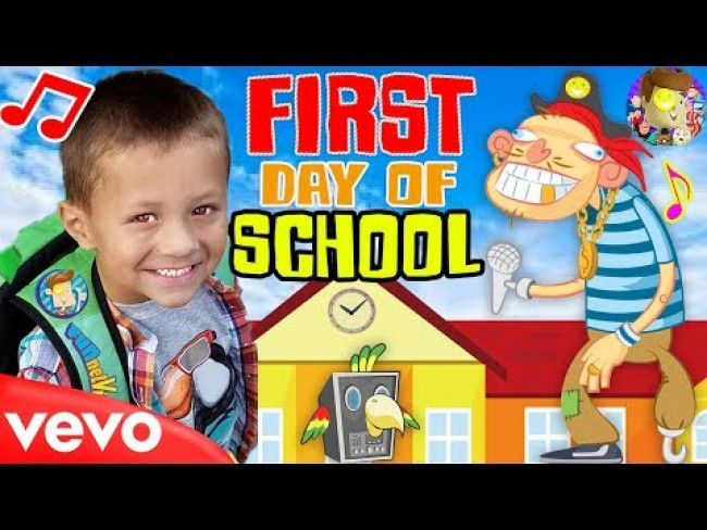 CHASE'S FIRST DAY OF SCHOOL