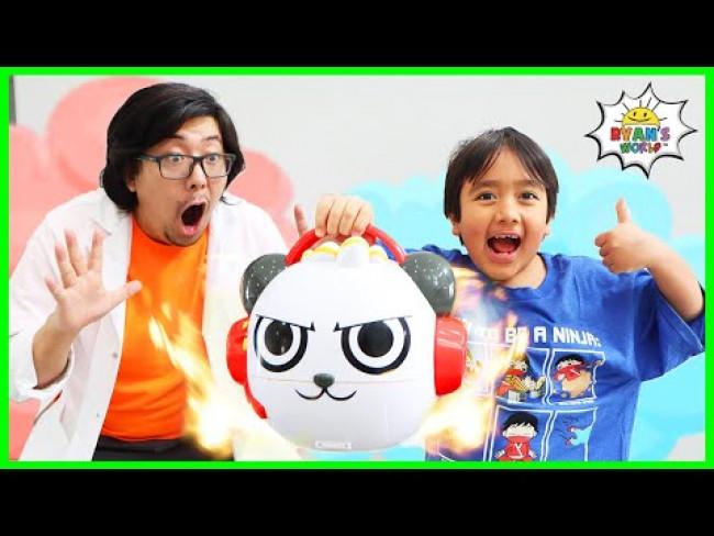 Combo Panda Mystery Vehicle Playset with Ryan's World!!!
