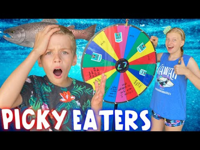 Dealing with Picky Eaters  ||  Mommy Monday