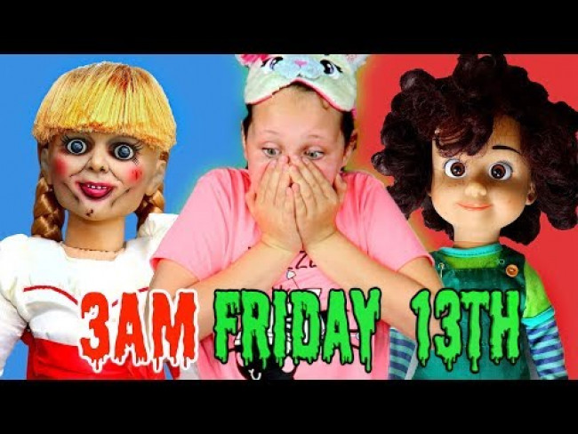 Do Not Play WOULD YOU RATHER at 3AM.. FRIDAY 13th CHALLENGE