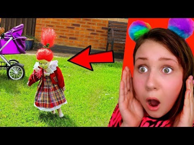 DOLL CAUGHT MOVING ON CAMERA (REAL SCARY VIDEOS)