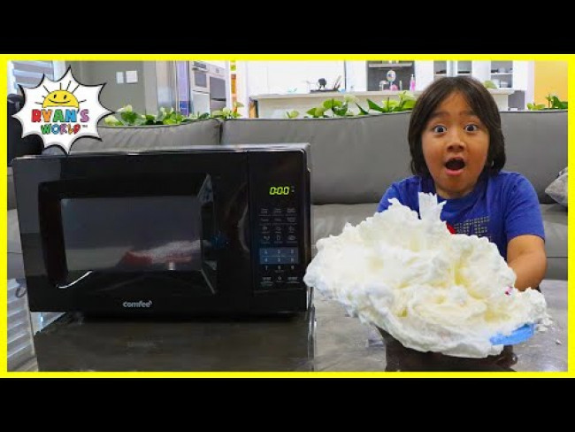 Easy DIY Science Experiment for Kids Microwave Ivory Soap Bar