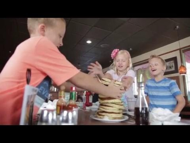 Family Fun Pack Denny's Commercial