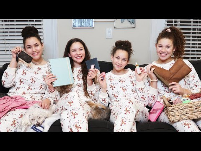 Favorite Gifts REVEALED! (Haschak Sisters)