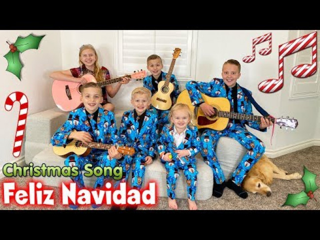 Feliz Navidad - Guitar & Ukulele - Family Fun Pack
