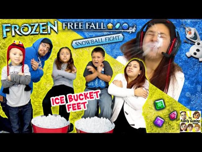 FGTeeV Frozen Challenge (Throwback)