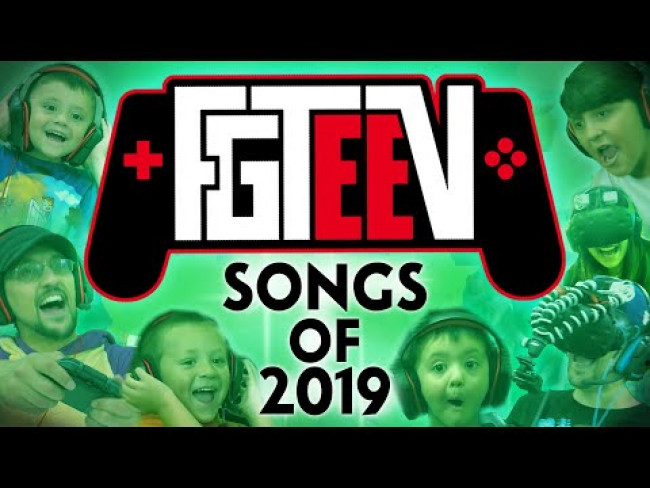 FGTEEV Songs of 2019 Compilation (Unlisted Video)
