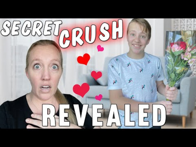 First Crush Revealed!!