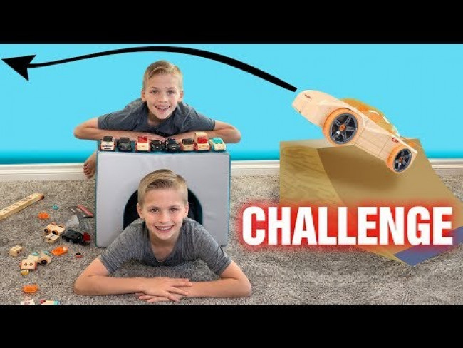 Five Challenges, Only ONE Winner!