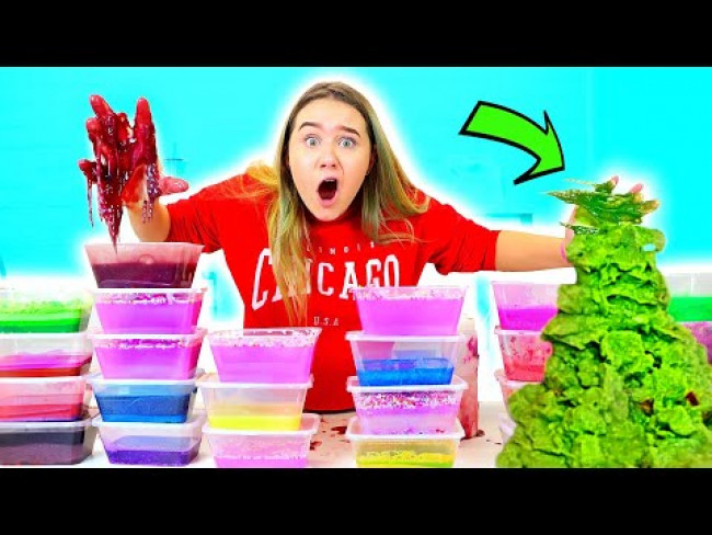 FIX THIS 2 YEAR OLD SLIME CHALLENGE!!!