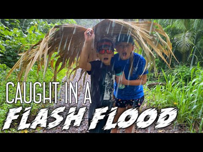 Flash Flood!!