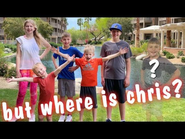 Forgot Chris!!!  || Mommy Monday
