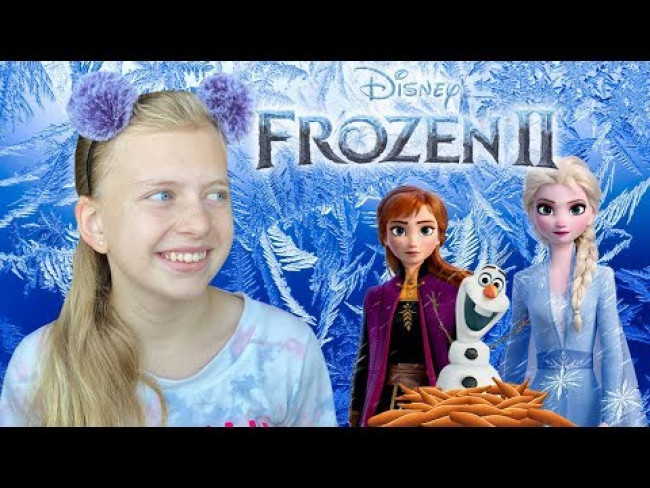 Frozen 2 Family Fun!!