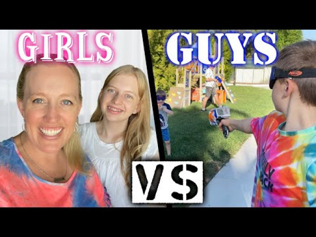Girls Day Out Vs Guys Day Out