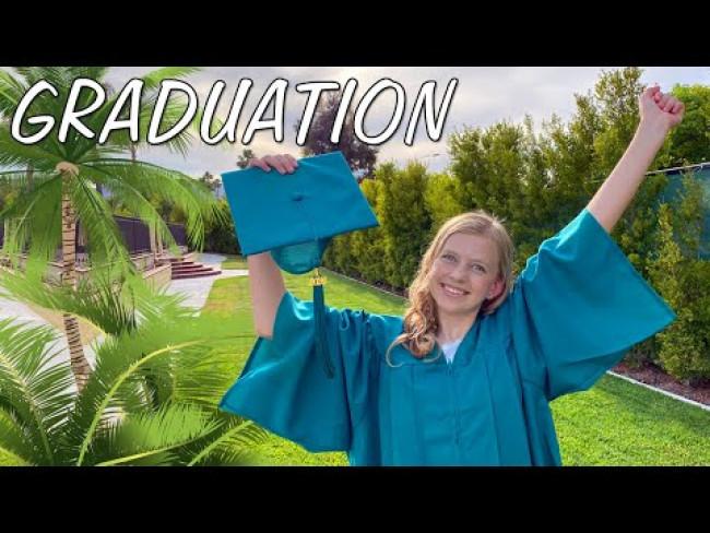 Graduation Ceremony 2020 - Congrats, Alyssa!