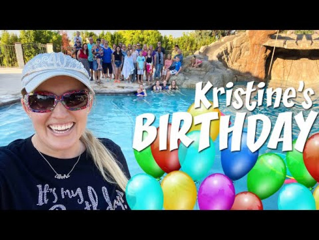 HAPPY BIRTHDAY KRISTINE!!!