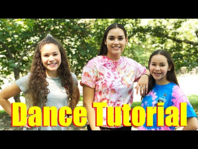 Haschak Sisters - Call It A Day (Dance Tutorial)