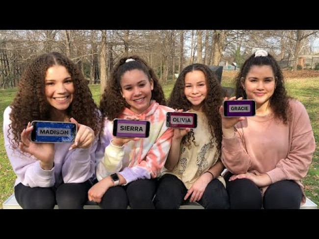 Haschak Sisters - Sister Tag 2021