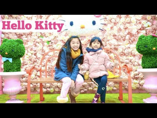 Hello Kitty Island with Kaycee & Rachel