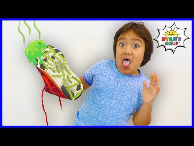 How to Grow Bacteria DIY Science Experiment with Ryan!!!!