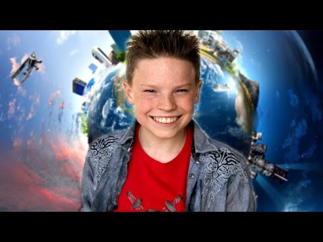 I Take the World by Storm! Music Video - Ashton Myler