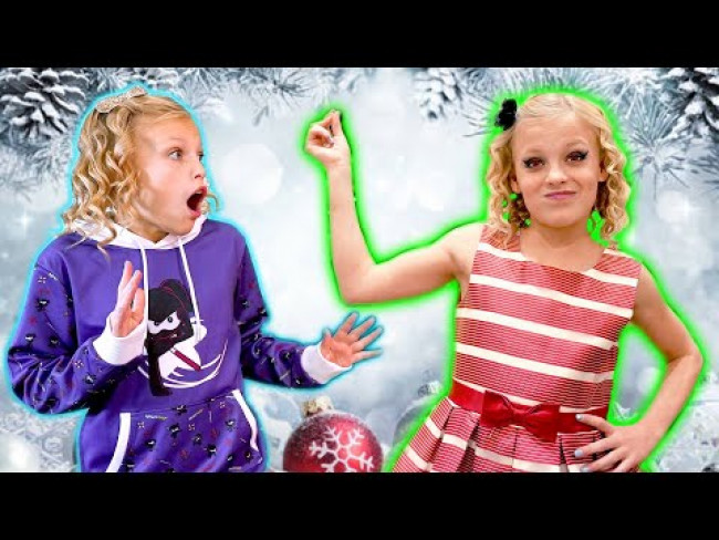 Imposter Payton sings Christmas Rewind! (Official Music Video)