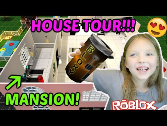 KAIA'S BLOXBURG HOUSE TOUR and GAME PLAY with FRIENDS! The TOYTASTIC Sisters. FUNNY KIDS SKIT!