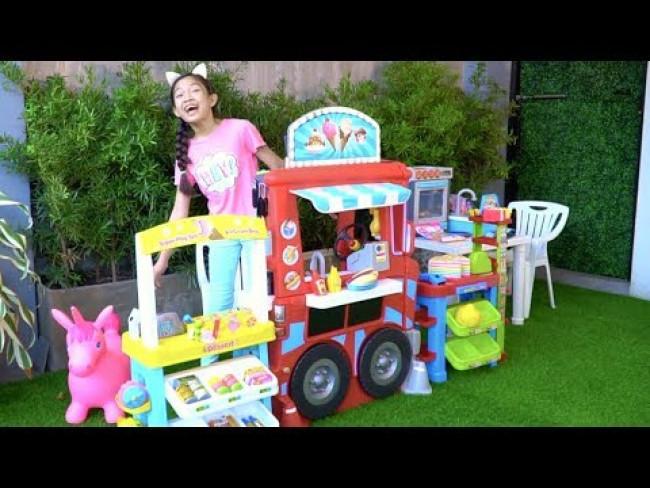 Kaycee's Ice Cream Stall