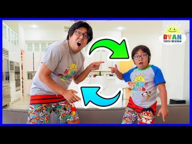 Kids Turn Into Adult & Parents Turns into Kids Pretend Play!!!