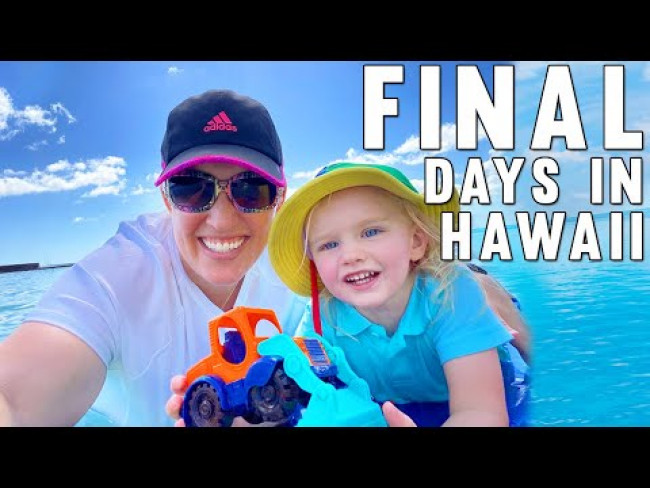 LAST HAWAII VLOG