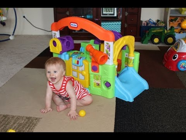 Little Tikes Activity Garden Unboxing For Parents Looking for Reviews