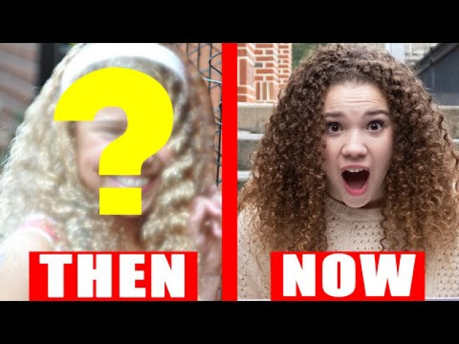 Madison REACTS!! - 10 Year Photo Challenge!
