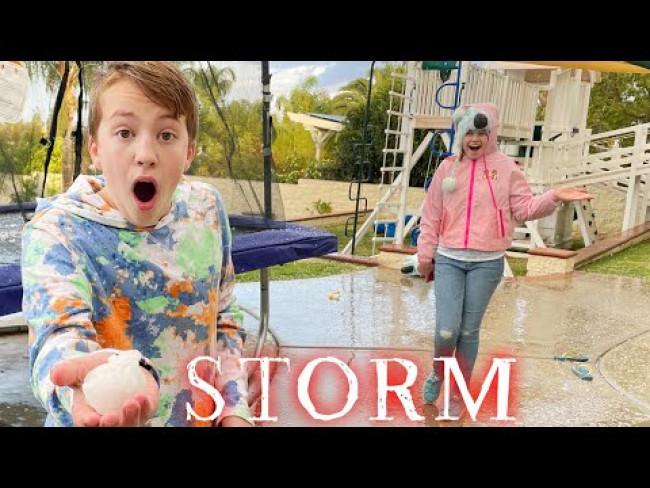 MAJOR HAIL STORM!!!