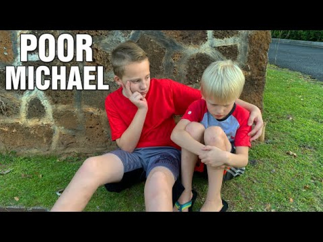 Michael Had a Bad Day || Mommy Monday