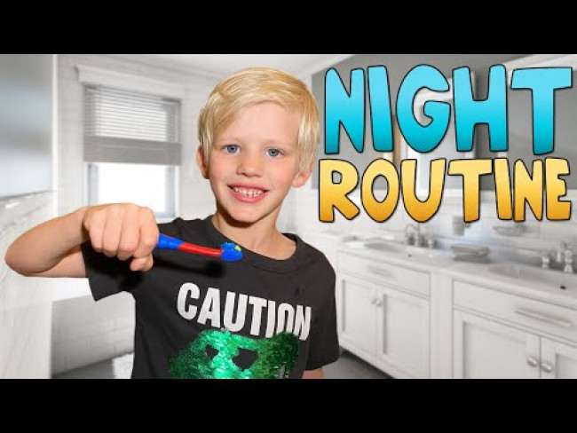 Michael's Nighttime Routine on Quarantine