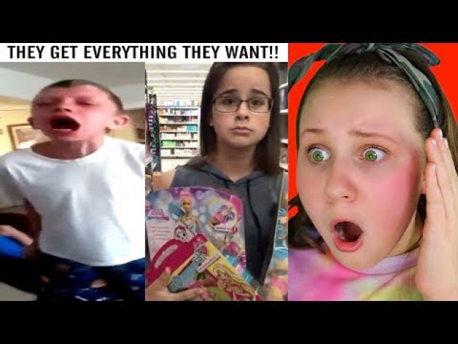 MOST SPOILED KIDS & BRATS CAUGHT ON CAMERA!!