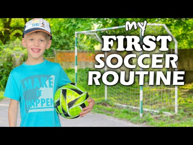 My Soccer Routine A to Z